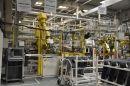 Gyárlátogatás 2015 -gyártósor-